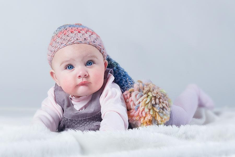 fotografia de bebès